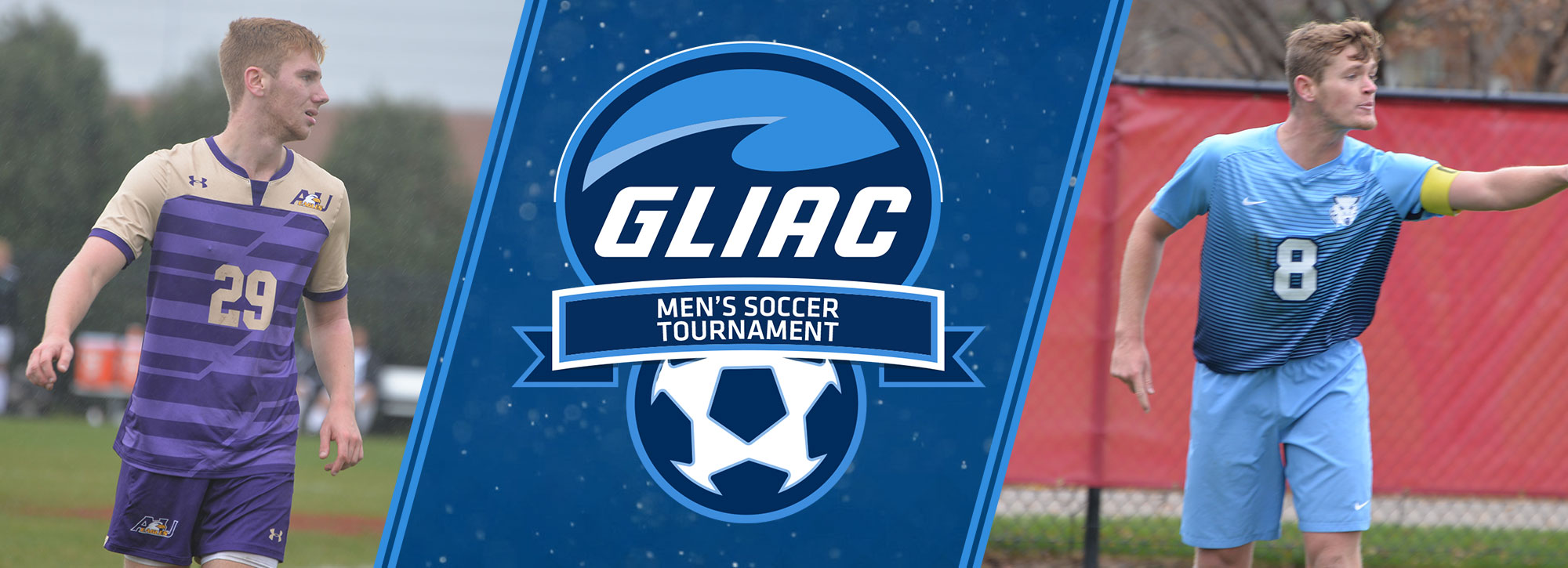 Northwood, Ashland Advance to Sunday's GLIAC Men's Soccer Tournament Championship