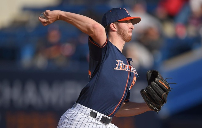 Fullerton Clinches Series Win Over Gonzaga on Sunday