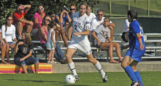 Golden Eagles roll over Tennessee Wesleyan College, 4-0