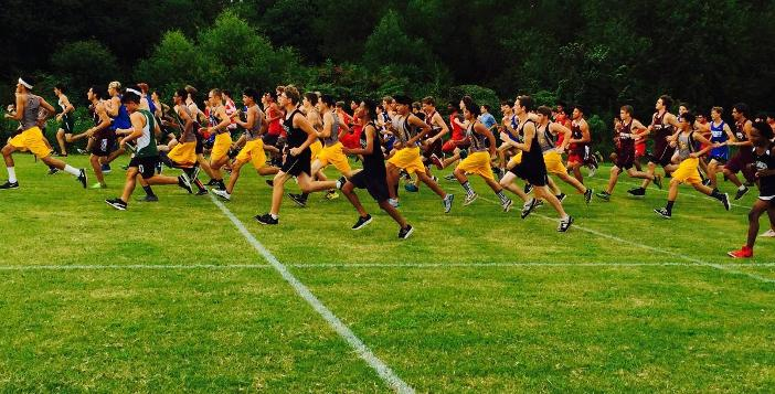 Ware Boys Cross Country Team finishes 2nd