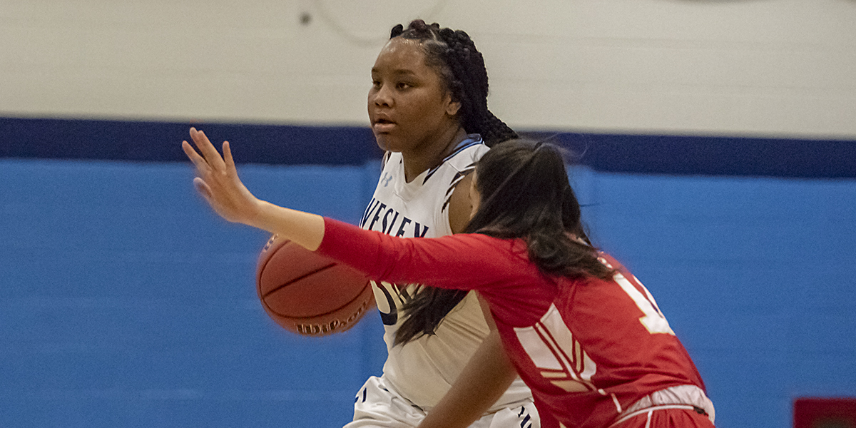 Women's basketball clashes with Immaculata to open Atlantic East play