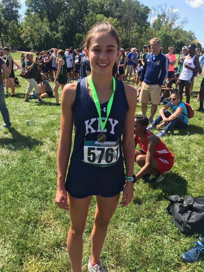 Key School runners making their presence felt in prestigious cross country invitationals