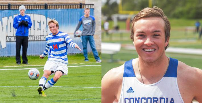 Falotico selected as CUW Male Athlete of the Year