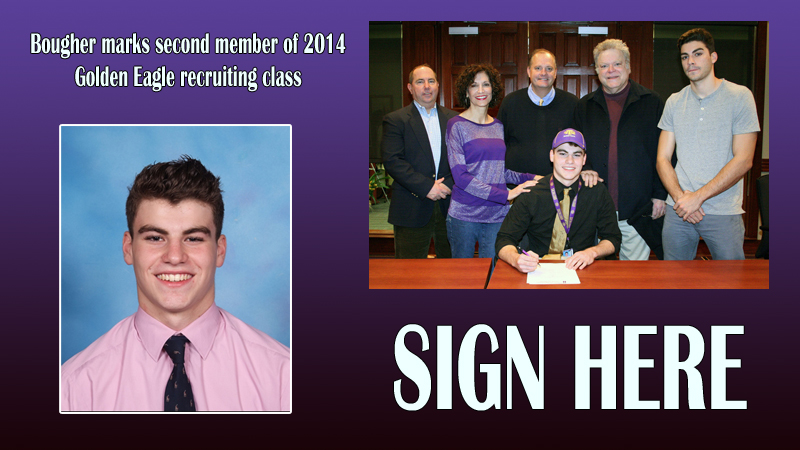Golden Eagles ink second commitment for 2014 in Memphis native Josh Bougher