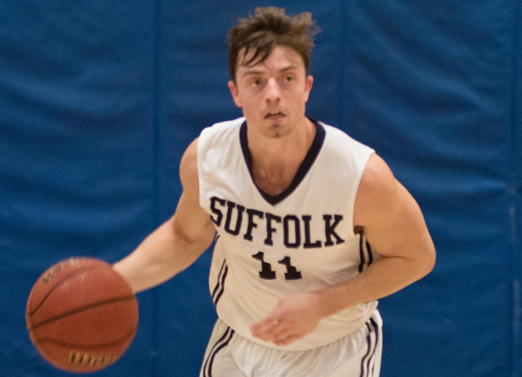 Men's Basketball Entertains St. Joseph's in GNAC Opener Saturday
