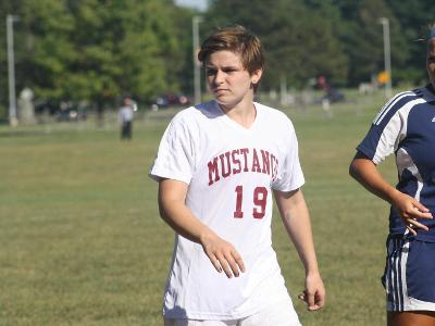 Women's Soccer: Mustangs score two