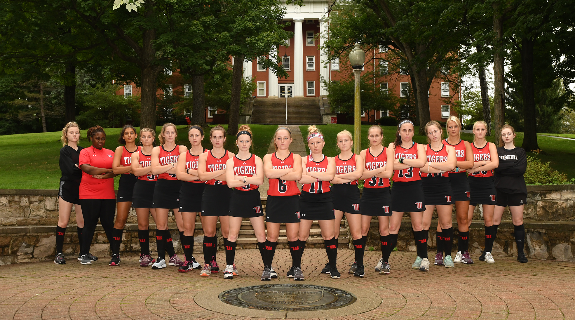 2018 Wittenberg Field Hockey