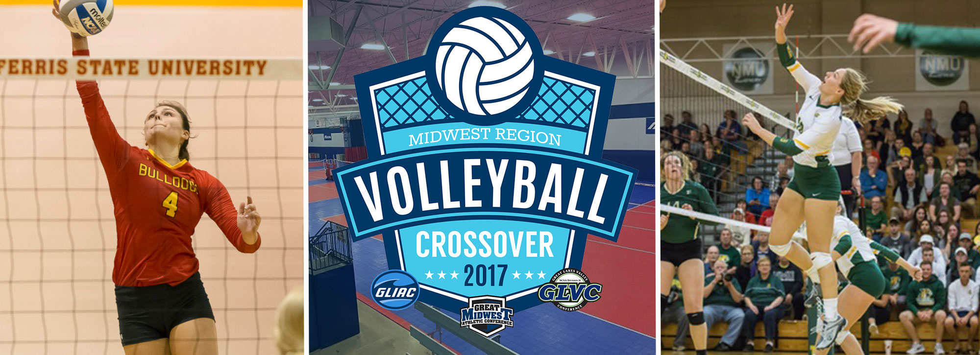 Stage Set for 2017 Midwest Region Volleyball Crossover Weekend