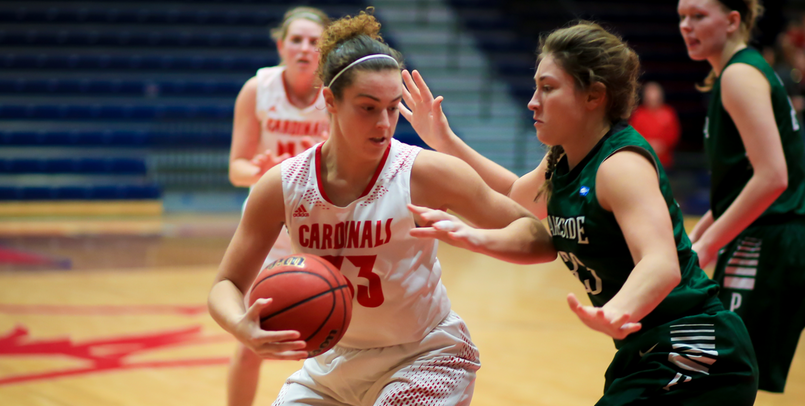 Women's Basketball Posts 100-72 Victory at Tiffin