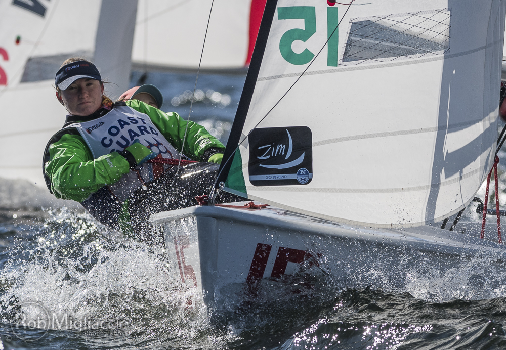 Women's Sailing Advances, Coed Sailing 5th at Danmark