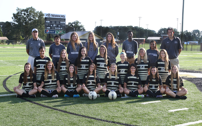 ECCC Women's Soccer Drops Division Match at ICC