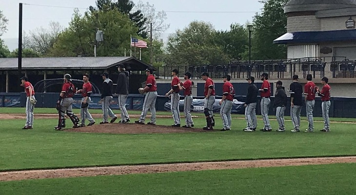 Playoff Victory For Wells Baseball At Penn College