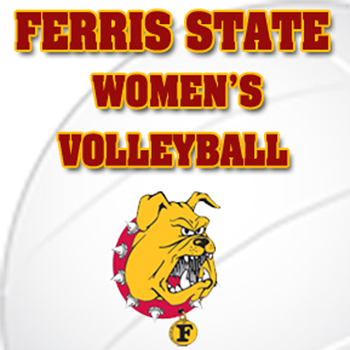 2010 Ferris State Women's Volleyball Yearbook