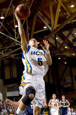 UCSB Travels To Santa Clara In Light Week