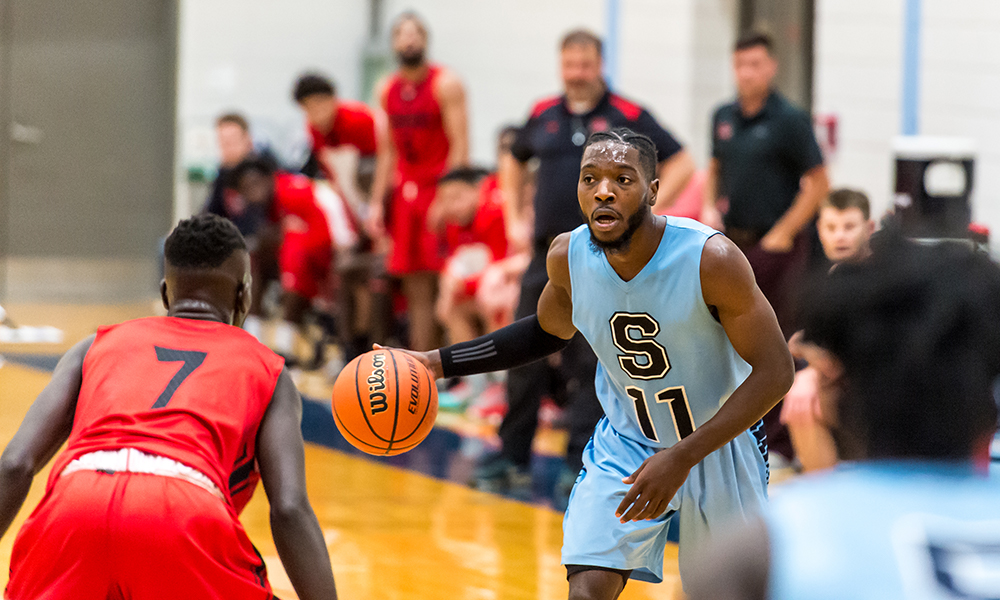Familiar foe in OCAA QF for men's basketball