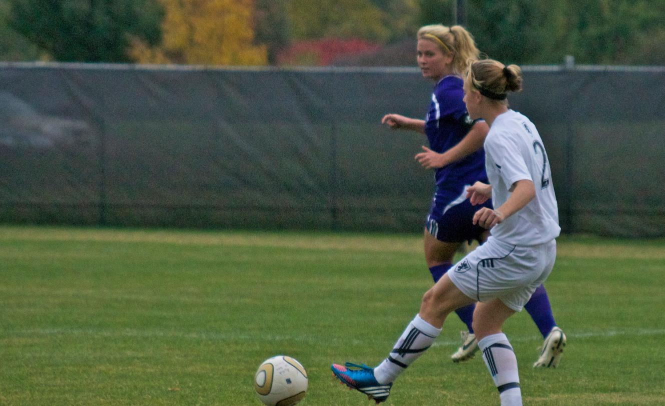 Scots Women's Soccer beats Albion 9-1 on Wednesday