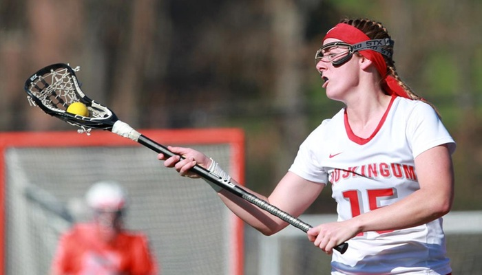 Women's lacrosse off to best start in program history