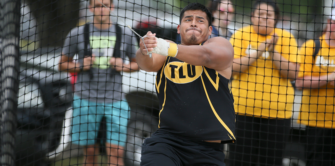 Texas Lutheran Men Ahead After Day One of SCAC Track & Field Championship