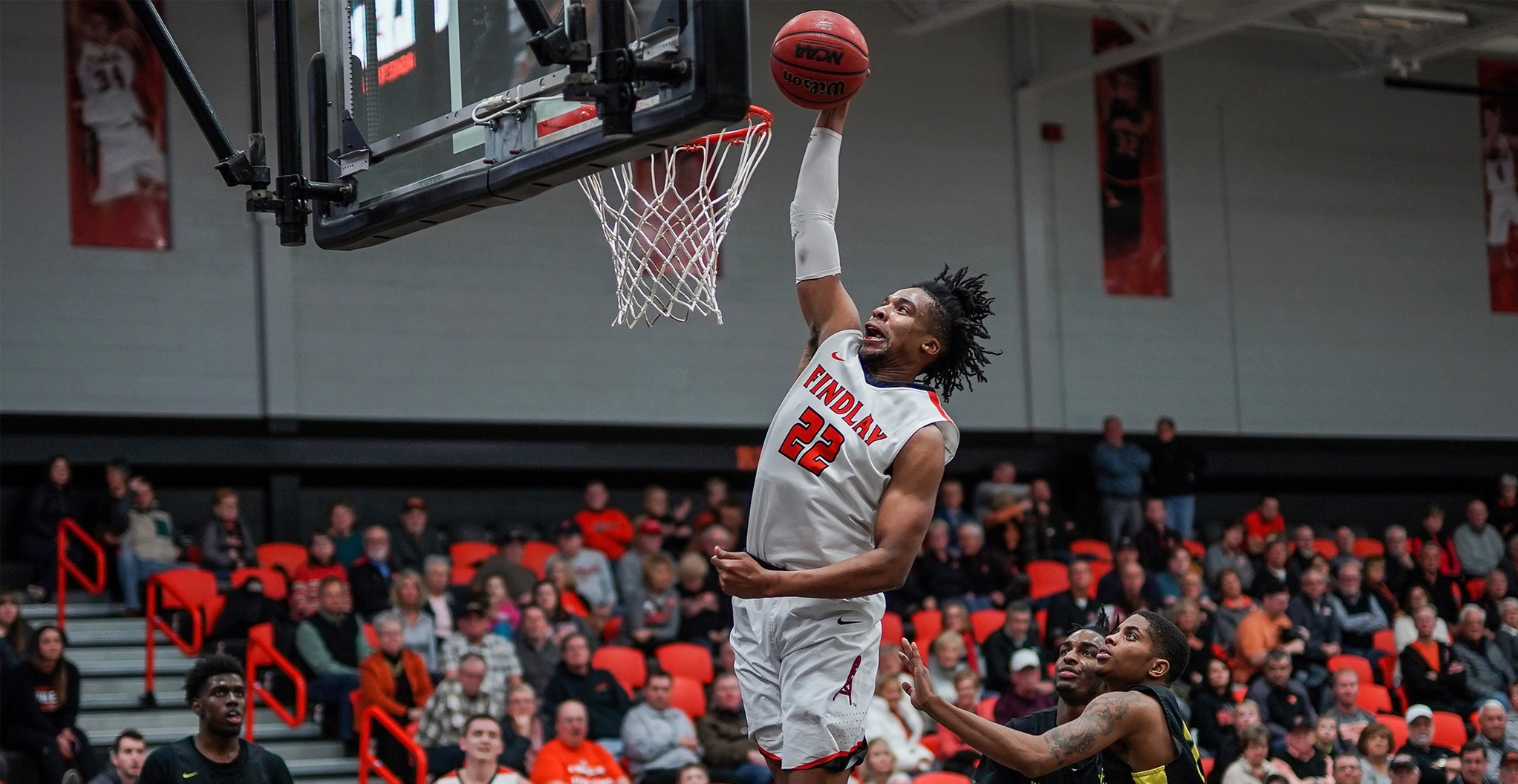 #8 Findlay Rolls to 106-66 Win