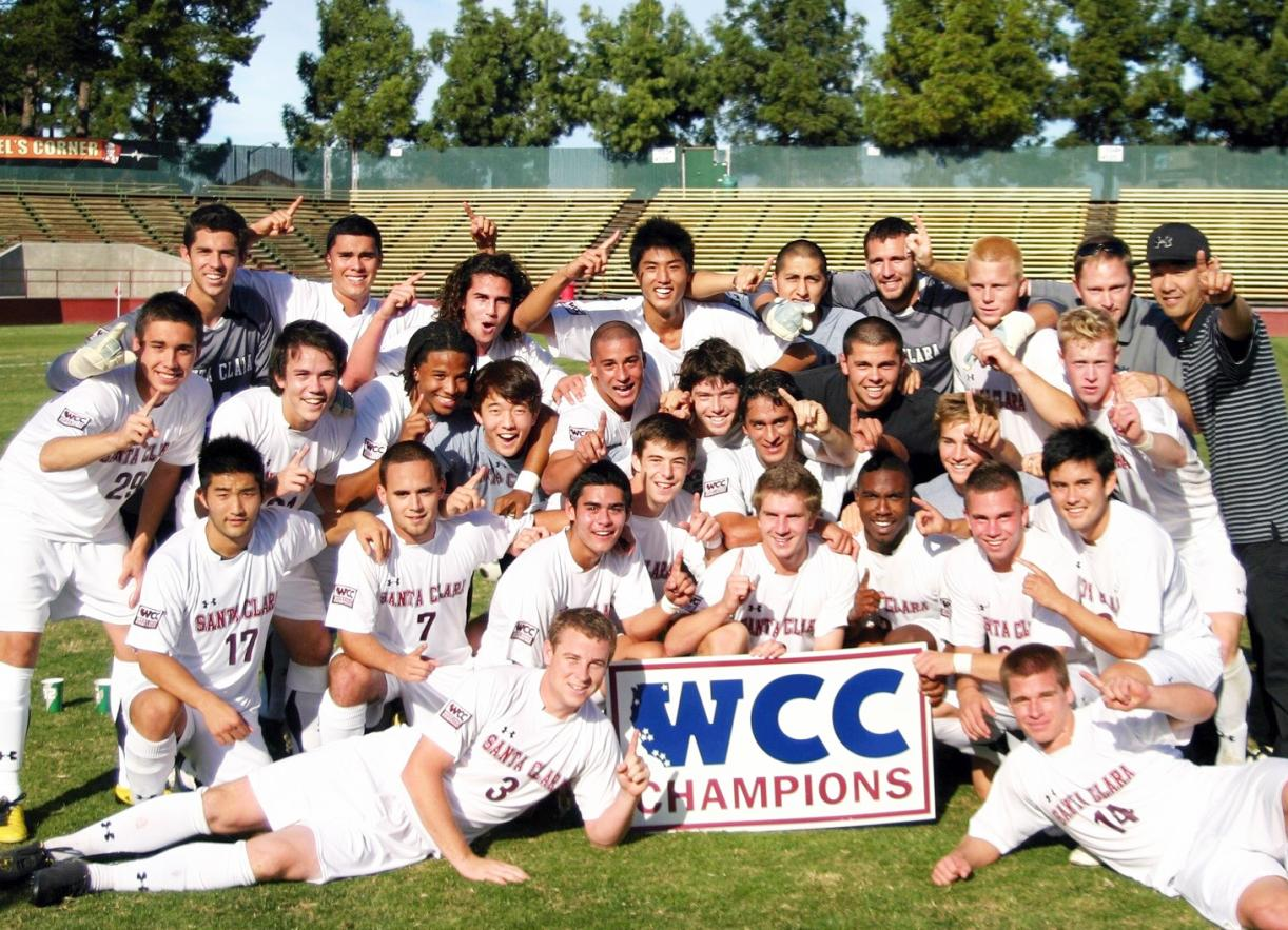 Santa Clara Finishes as Runner-up in WCC Commissioner's Cup Race