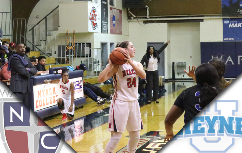 Women's Basketball Earns First Win of the Season with a 64-59 Victory over Cheyney