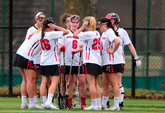 Women's Lacrosse Denied by No. 20 Muhlenberg