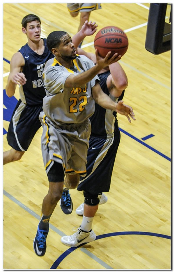 Mount men's basketball team wins fourth straight, posting an 82-69 win at Anderson University
