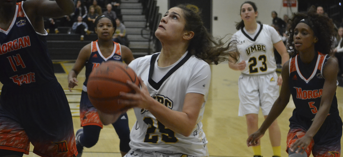 UMBC Women's Basketball Falls, 51-37 to Stony Brook on Thursday Night