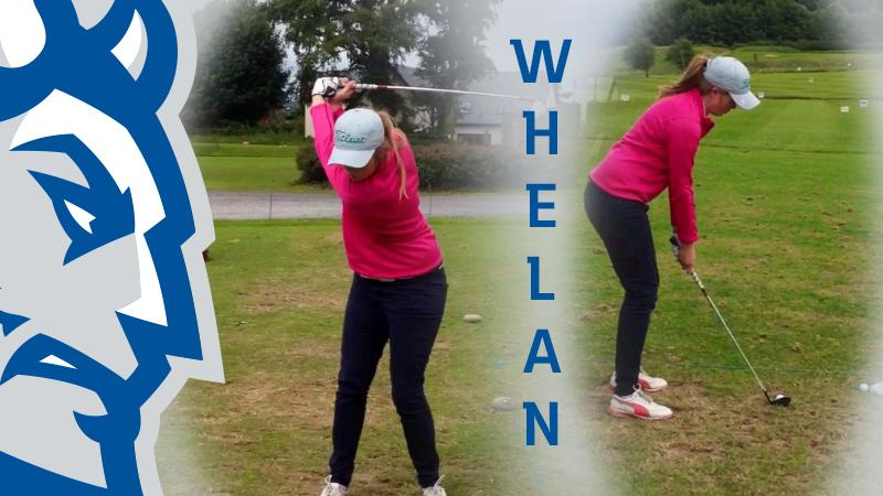 Whelan Signs NLI with Women's Golf