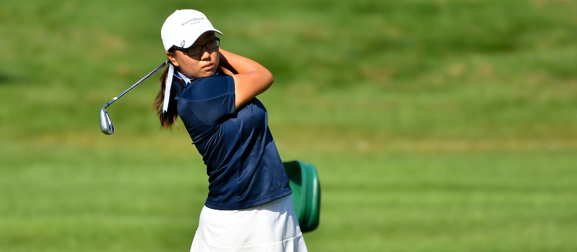 Golf in Fifth After First Day of Ann S. Batchelder Invitational