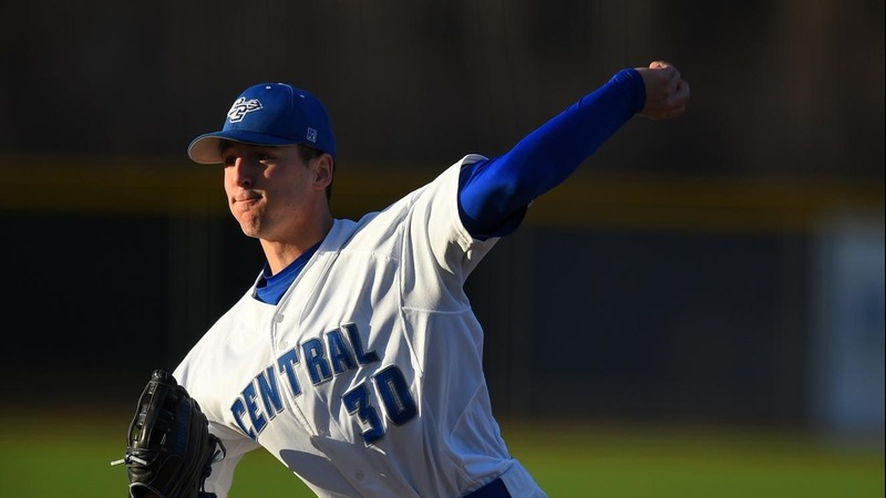 Baseball Completes Sweep of Mount St. Mary's, 4-0, Sunday