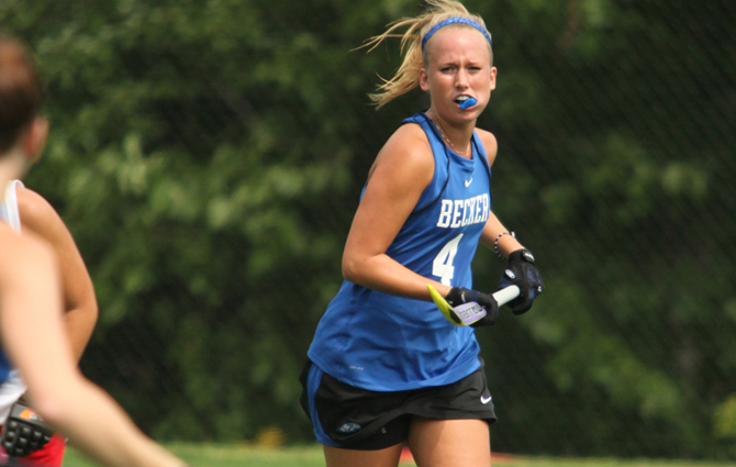 Griczika Scores In Loss To Colby-Sawyer