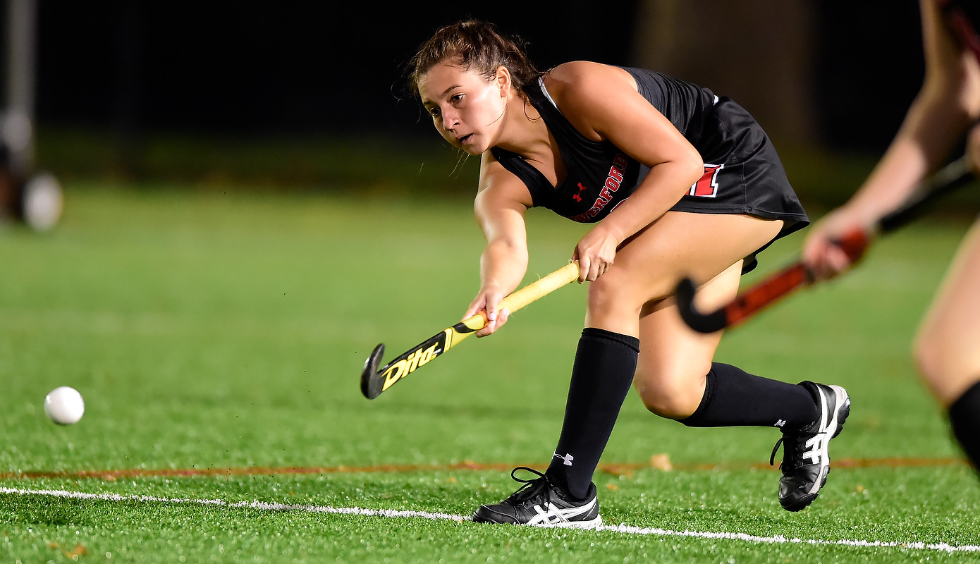 No. 20 Ursinus Escapes Field Hockey in Overtime Thriller, 2-1
