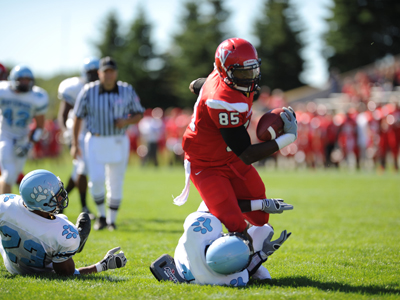 #16 Cardinals Fall to #1 GVSU, 38-7