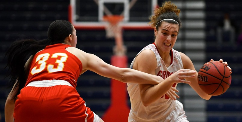 Abby Duffy posted 10 points, four rebounds and a pair of steals while helping lead the Cardinals to the victory at LSSU Thursday night...