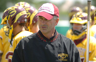 Berkman named FieldTurf's 2010 Men's Lacrosse Division III Coach of the Year