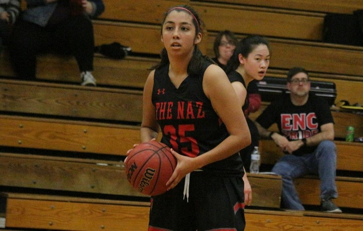 Women's Basketball Tripped Up by New England College
