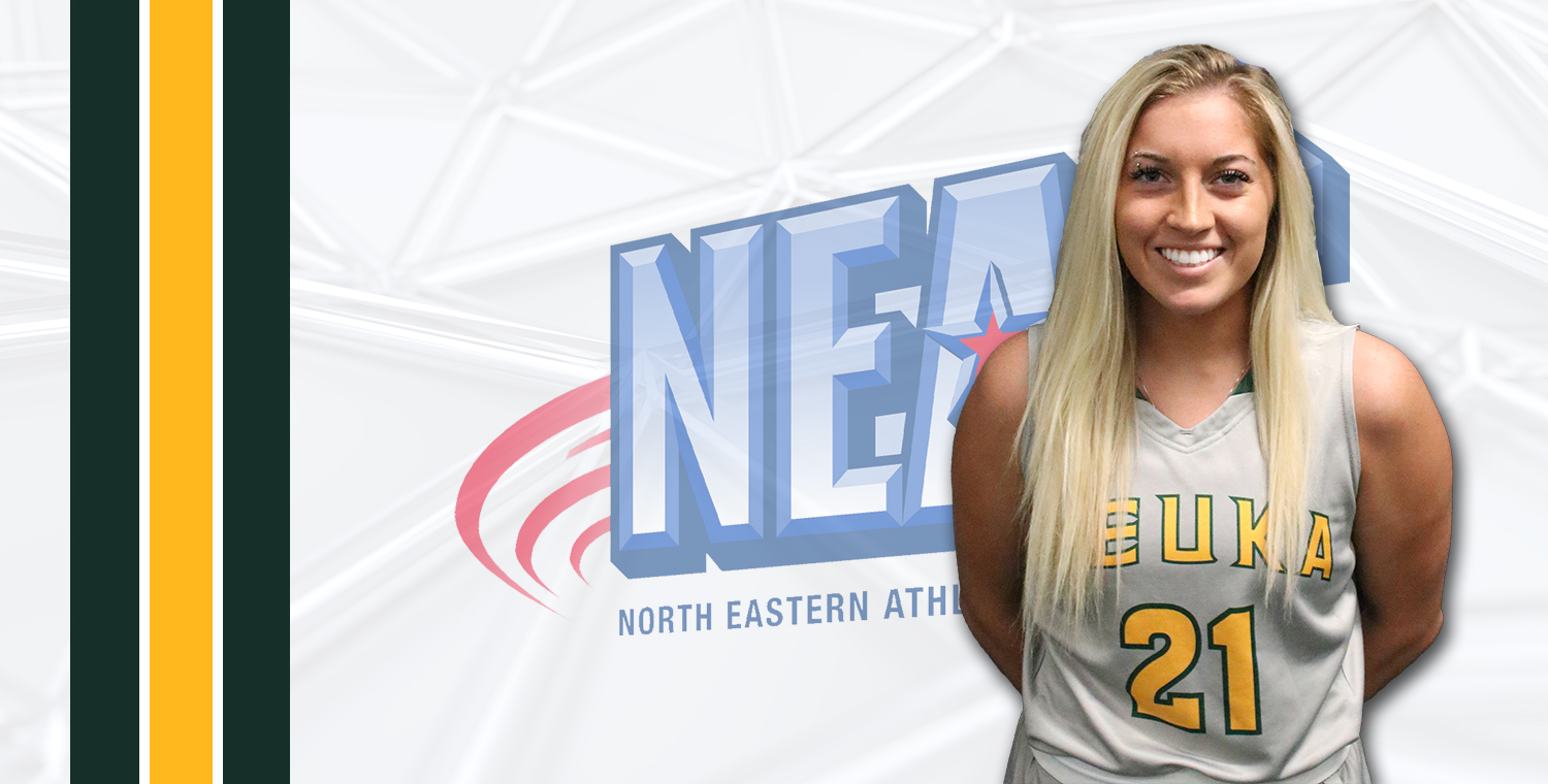 Sam Laranjo named NEAC Player of the Week