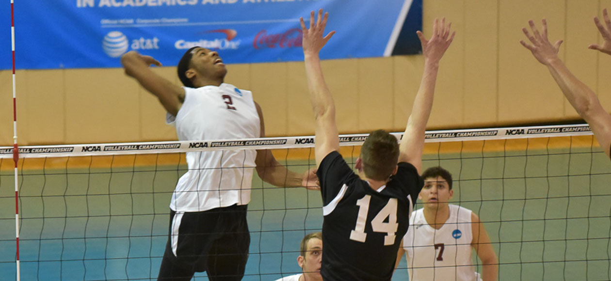 Men's Volleyball Topples Endicott and Johnson and Wales
