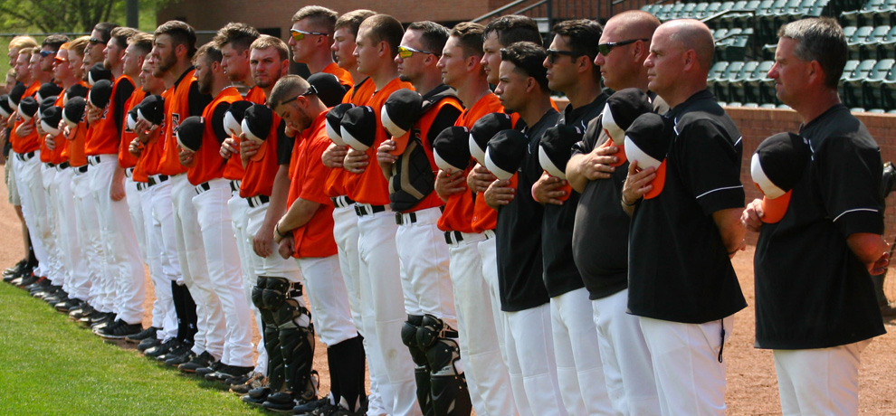 Tusculum drops SAC baseball pair to No. 27 Catawba on Senior Day