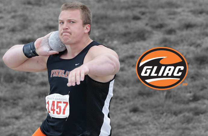 Miller Named GLIAC Field Athlete of the Week