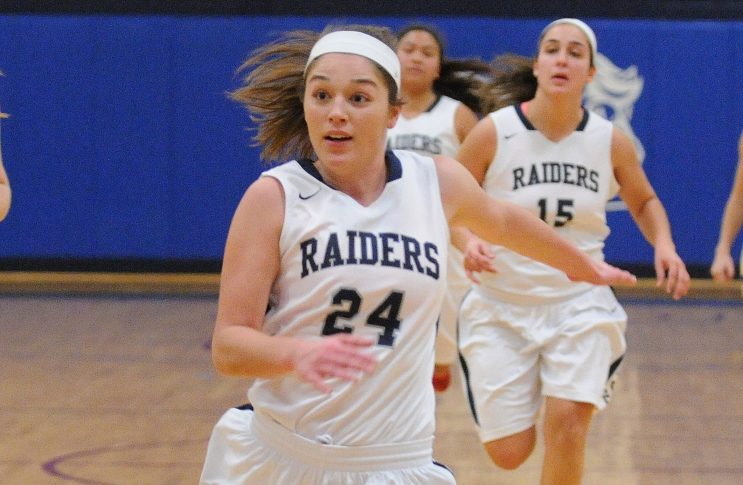 Women's Basketball: Rivier topped at home by Saint Joseph's (Me.)