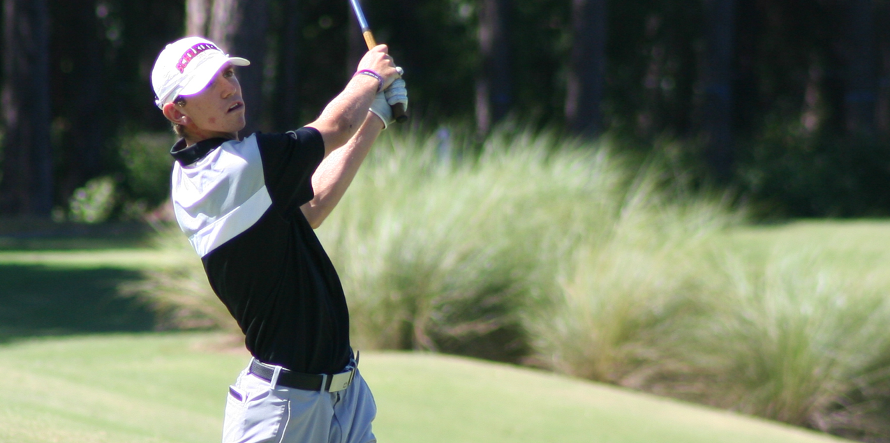 Blake Hartford, Schreiner University, Men's Golfer of the Week (Week 5)