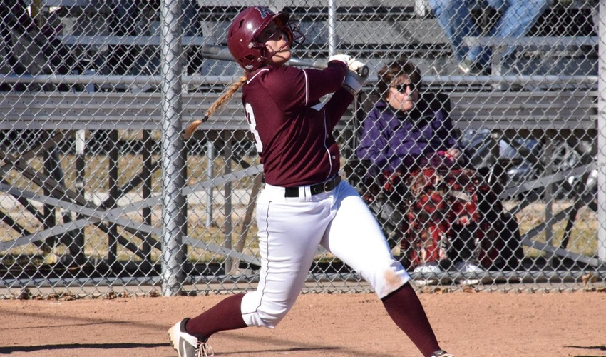 Hadyn Terwilliger Goes Deep Twice as Scots Split with Calvin