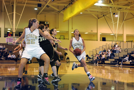 Women's Basketball Recap (Week 2) - Around the SCAC