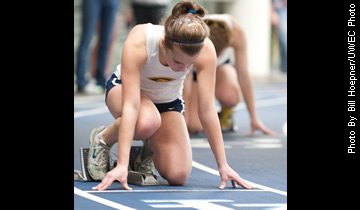 Women's Track & Field Successful at Open