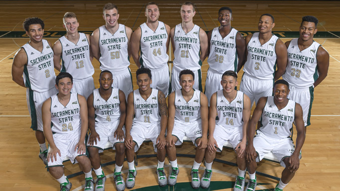 READY FOR SOME HOOPS? MEN'S BASKETBALL PLAYS HOME EXHIBITION ON FRIDAY