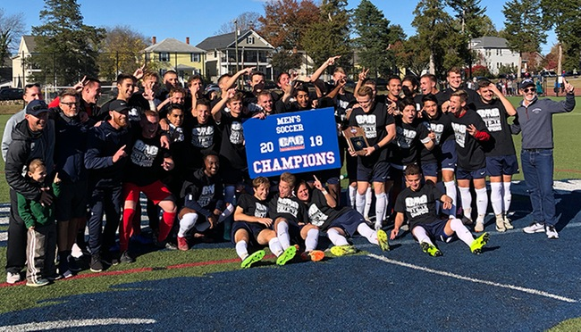 Mary Washington Unanimous Pick to Lead CAC Men's Soccer Preseason Poll