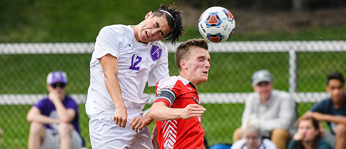 Amherst Battles Williams to 1-1 Double Overtime Draw