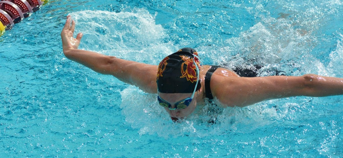 First-Year Swimmers Shine to Lead Athenas to Win over Pomona-Pitzer